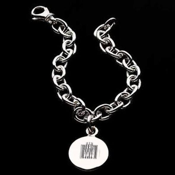 Marquette Sterling Silver Charm Bracelet - Image 1
