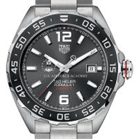 USAFA Men's TAG Heuer Formula 1 with Anthracite Dial & Bezel