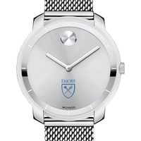 Emory University Women's Movado Stainless Bold 36