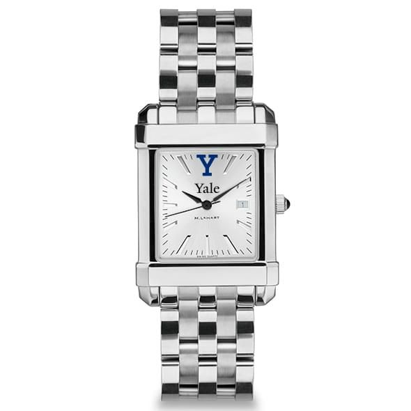 Yale Men's Collegiate Watch w/ Bracelet - Image 2