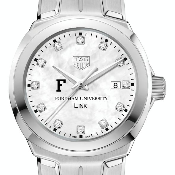 Fordham TAG Heuer Diamond Dial LINK for Women