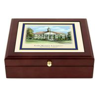 James Madison Eglomise Desk Box