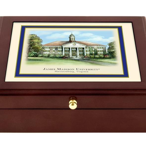 James Madison Eglomise Desk Box - Image 2