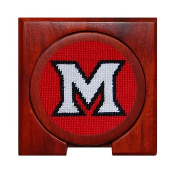 Miami University Needlepoint Coasters - Image 2