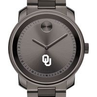 University of Oklahoma Men's Movado BOLD Gunmetal Grey
