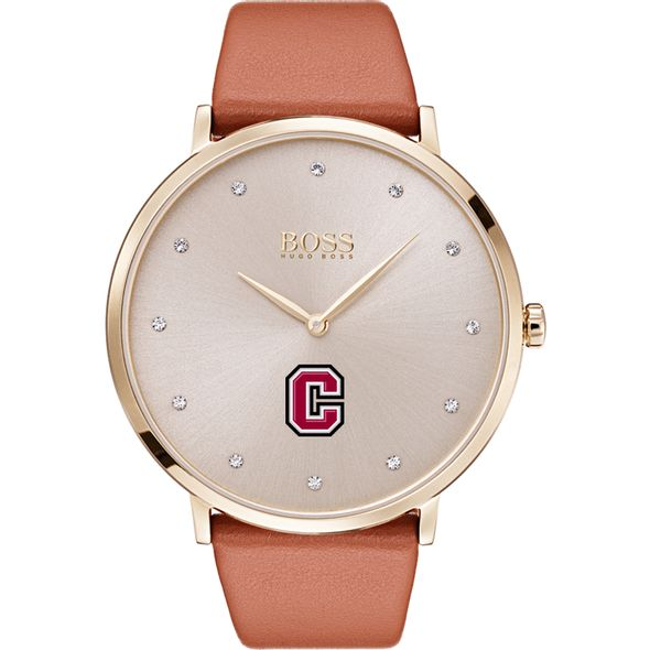 Colgate University Women's BOSS Champagne with Leather from M.LaHart - Image 2