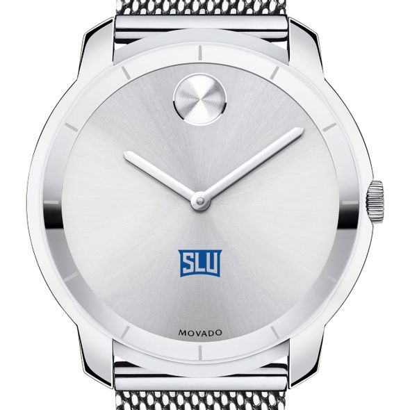 Saint Louis University Men's Movado Stainless Bold 44
