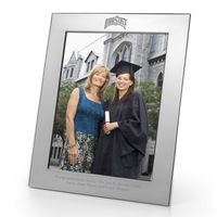 Ohio State Polished Pewter 8x10 Picture Frame