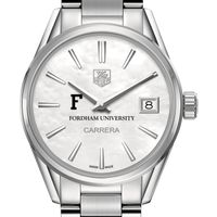 Fordham Women's TAG Heuer Steel Carrera with MOP Dial
