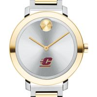 Central Michigan University Women's Movado Two-Tone Bold 34
