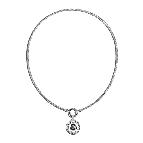 Ohio State Amulet Necklace by John Hardy with Classic Chain - Image 1