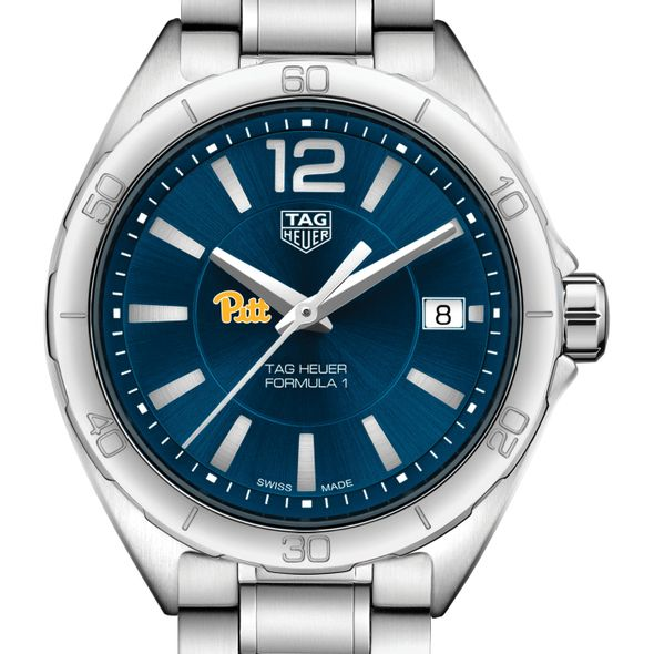 Pitt Women's TAG Heuer Formula 1 with Blue Dial