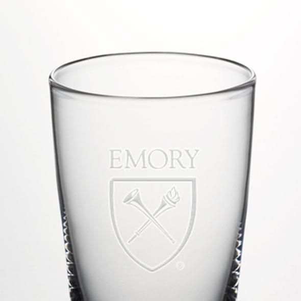 Emory Pint Glass by Simon Pearce - Image 2
