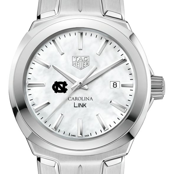 University of North Carolina TAG Heuer LINK for Women
