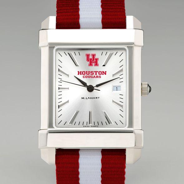 Houston Collegiate Watch with NATO Strap for Men - Image 1