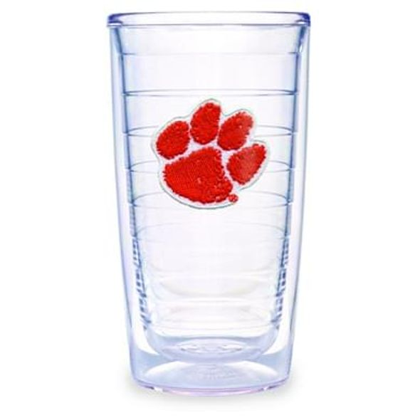 Clemson 16 oz Tervis Tumblers - Set of 4 - Image 1