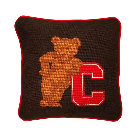 Cornell Handstitched Pillow