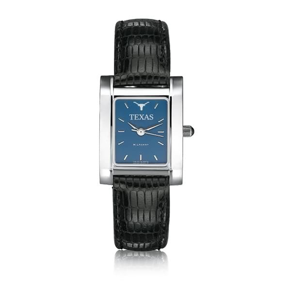 Texas Women's Blue Quad Watch with Leather Strap - Image 2