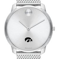 University of Iowa Men's Movado Stainless Bold 42