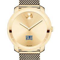 Saint Louis University Women's Movado Gold Bold 36