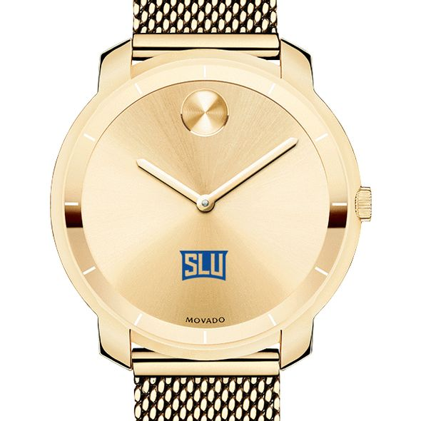 Saint Louis University Women's Movado Gold Bold 36