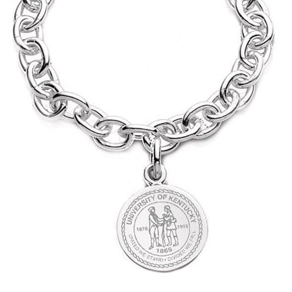 Kentucky Sterling Silver Charm Bracelet - Image 2
