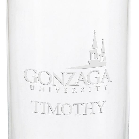 Gonzaga Iced Beverage Glasses - Set of 2 - Image 3