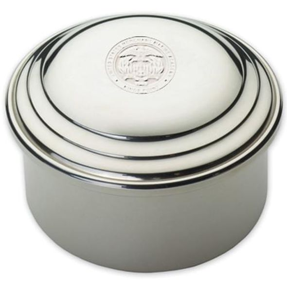 Merchant Marine Academy Pewter Keepsake Box
