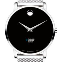 Columbia Business School Men's Movado Museum with Mesh Bracelet
