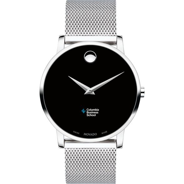 Columbia Business School Men's Movado Museum with Mesh Bracelet - Image 2