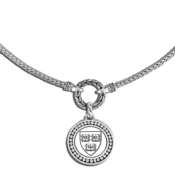 Harvard Amulet Necklace by John Hardy with Classic Chain - Image 2