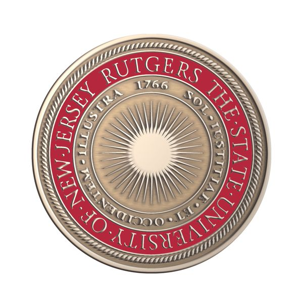 Rutgers University Masters/PhD Diploma Frame - Excelsior - Image 3
