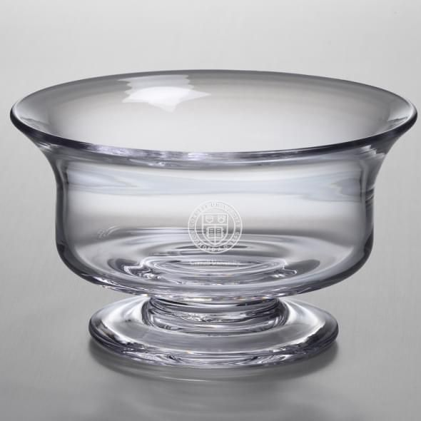 Cornell Medium Glass Revere Bowl by Simon Pearce - Image 2