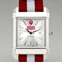 Indiana University Collegiate Watch with NATO Strap for Men