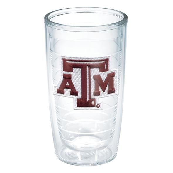 Texas A&M 16 oz Tervis Tumblers - Set of 4