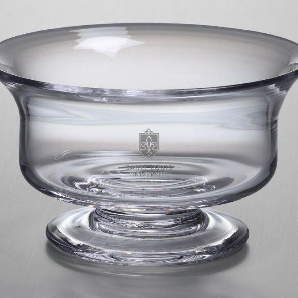 Saint Louis University Simon Pearce Glass Revere Bowl Med - Image 2