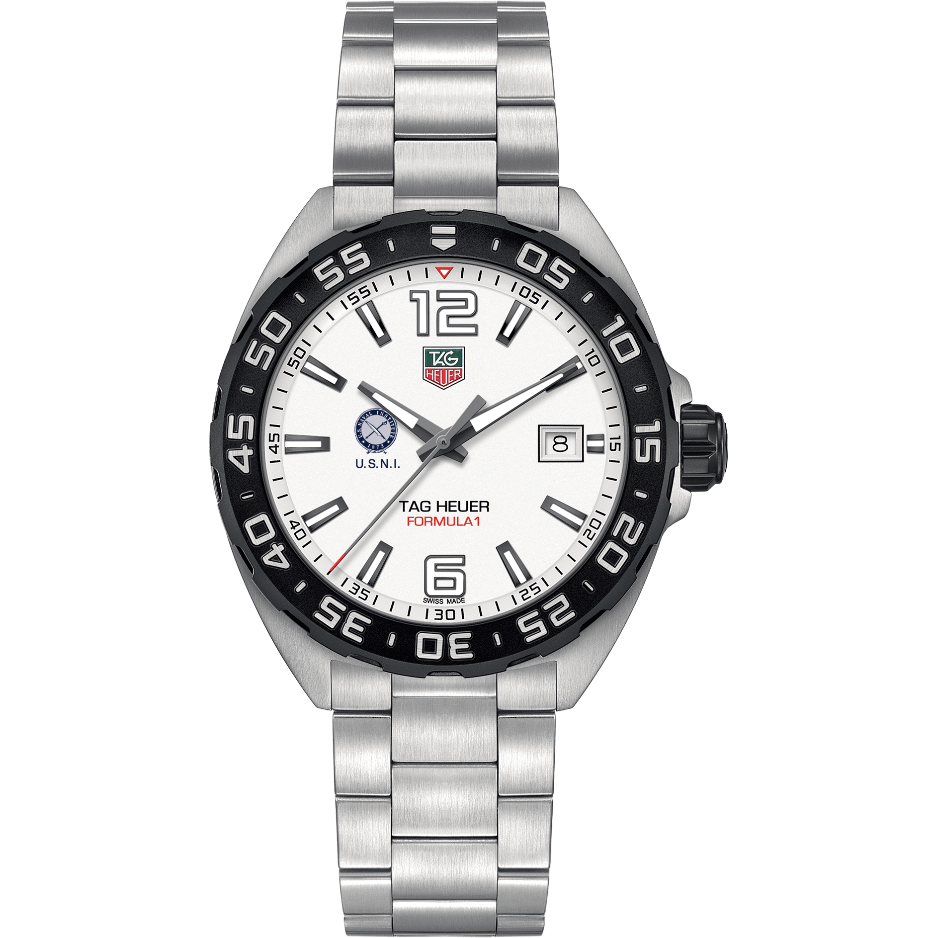 US Naval Institute Men's TAG Heuer Formula 1 - Image 2