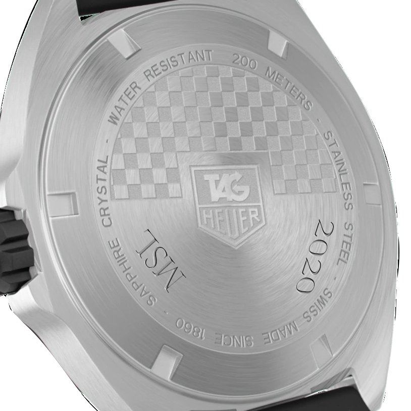 US Naval Institute Men's TAG Heuer Formula 1 - Image 3