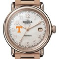 Tennessee Shinola Watch, The Runwell Automatic 39.5mm MOP Dial - Image 1