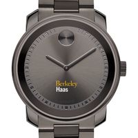 Berkeley Haas Men's Movado BOLD Gunmetal Grey