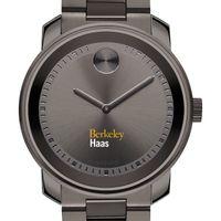 Berkeley Haas Men's Movado BOLD Gunmetal Grey