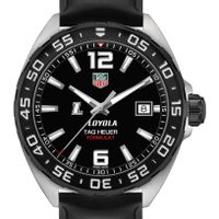 Loyola Men's TAG Heuer Formula 1 with Black Dial