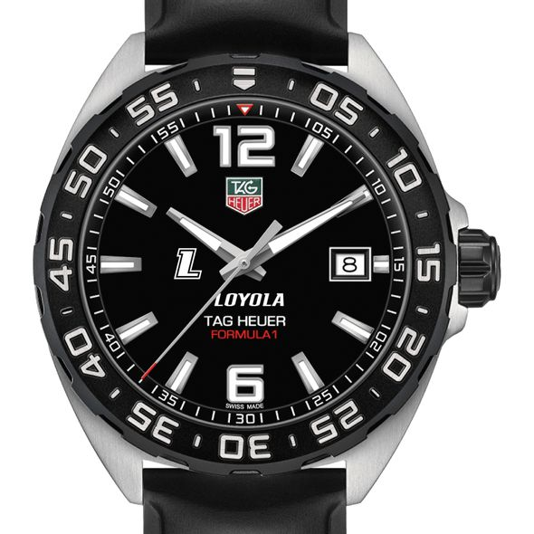 Loyola Men's TAG Heuer Formula 1 with Black Dial - Image 1