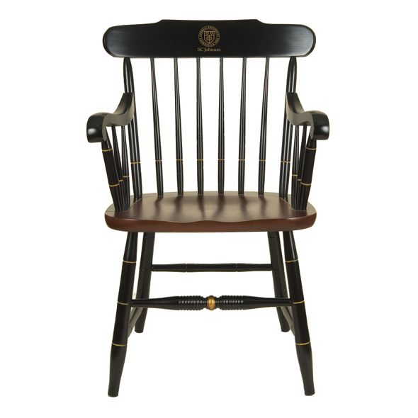 SC Johnson College Captain's Chair by Hitchcock
