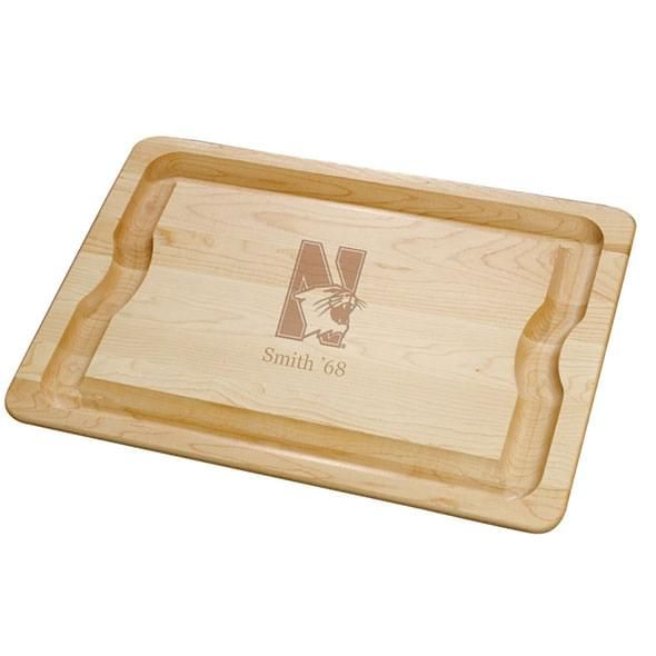 Northwestern Maple Cutting Board