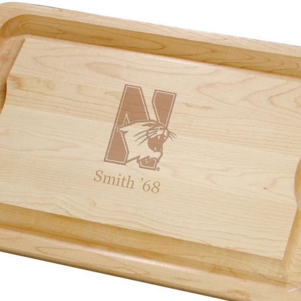 Northwestern Maple Cutting Board - Image 2