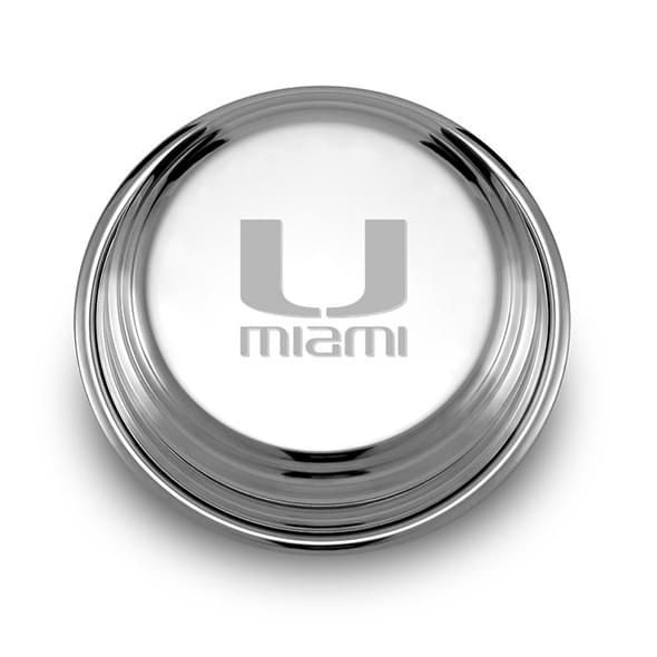Miami Pewter Paperweight - Image 1