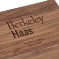 Berkeley Haas Solid Walnut Desk Box - Image 3