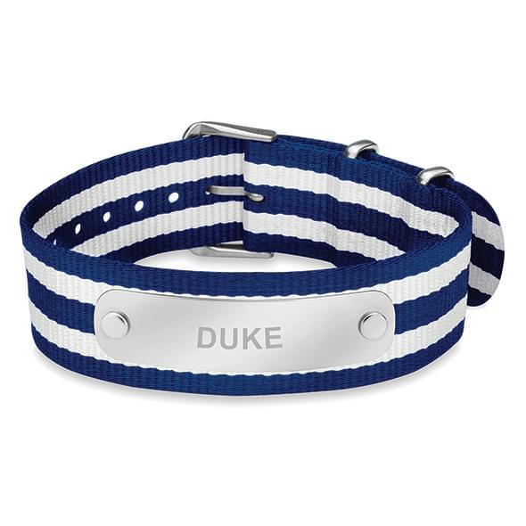 Duke University NATO ID Bracelet