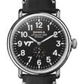 Virginia Tech Shinola Watch, The Runwell 47mm Black Dial - Image 1